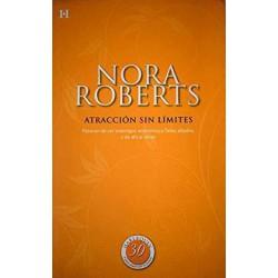 Atracción Sin Limites [Tapablanda] Roberts, Nora, Quintana Martínez, Mercedes-9788490005675