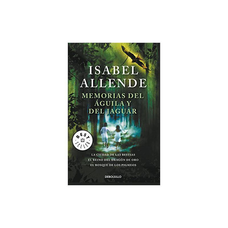 Memorias Del Águila Y Del Jaguar (Best Seller) [Tapablanda] Allende