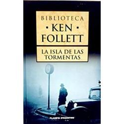 La Isla De Las Tormentas [Tapadura] Ken Follet 9788467440553 www.todoalmejorprecio.es