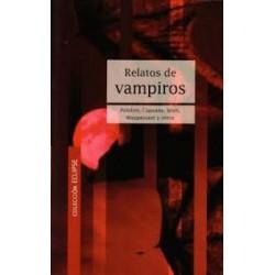 Relatos De Vampiros [Tapablanda] Scott Carter Sel 9788497646338 www.todoalmejorprecio.es