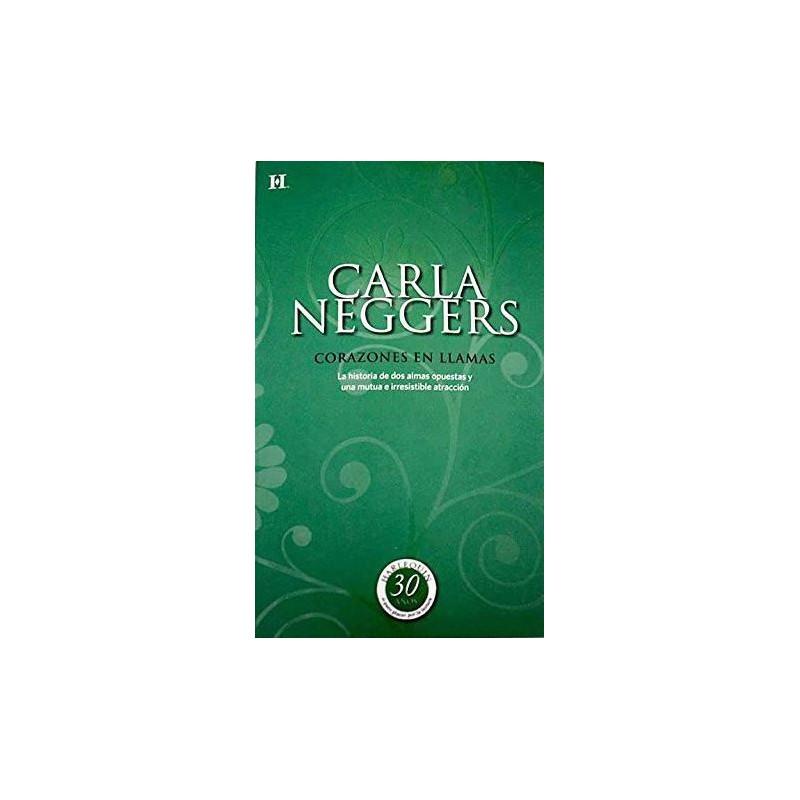 Corazones En Llamas [Tapablanda] Neggers Carlanavarro Manzanero 9788490102442