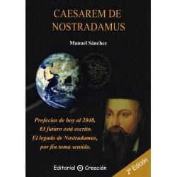 Caesarem De Nostradamus De Manuel Sánchez 9788495919830 www.todoalmejorprecio.es