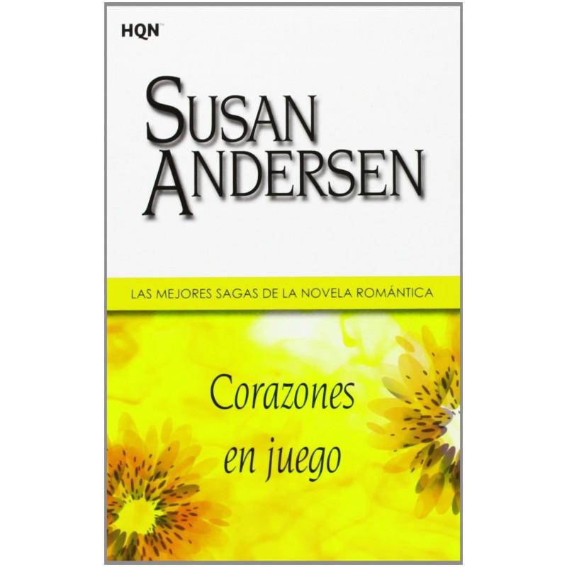 Corazones En Juego De Susan Andersen 9788468709079 www.todoalmejorprecio.es