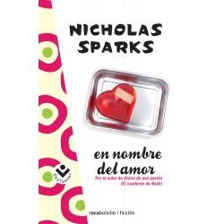 En Nombre Del Amor De Nicholas Sparks 9788492833566 www.todoalmejorprecio.es