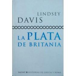 La Plata De Britania De Lindsey Davis 9788434598522