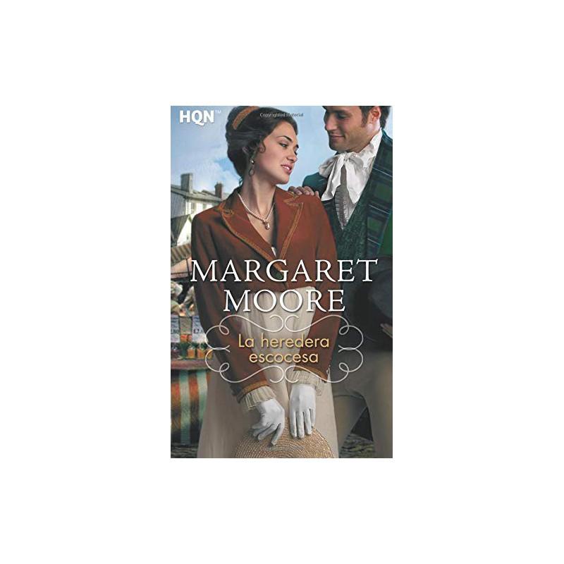 La Heredera Escocesa De Moore Margaret 9788490109090 www.todoalmejorprecio.es