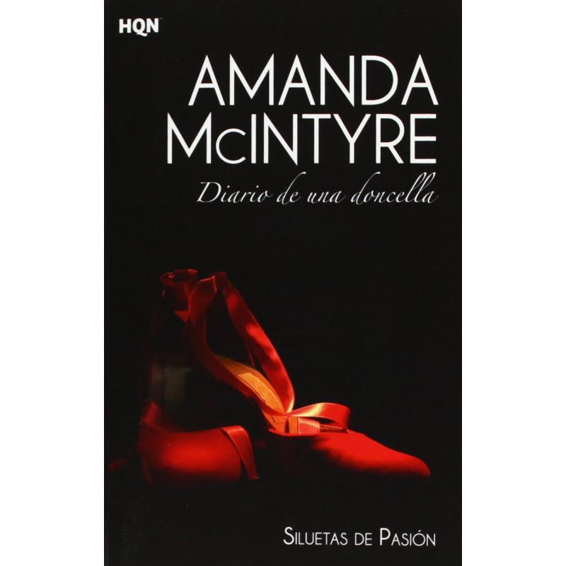 Diario De Una Doncella Siluetas De Pasión De Mcintyre Amanda 9788468727486 www.todoalmejorprecio.es