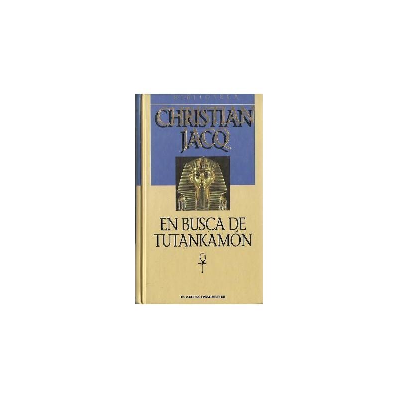 En Busca De Tutankamón Jacq