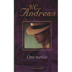 Oro Turbio De V. C. Andrews 9788447104949 www.todoalmejorprecio.es