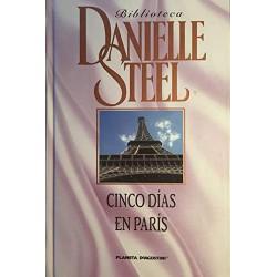 Cinco Días En París Del Autor Steel Danielle 9788467427660