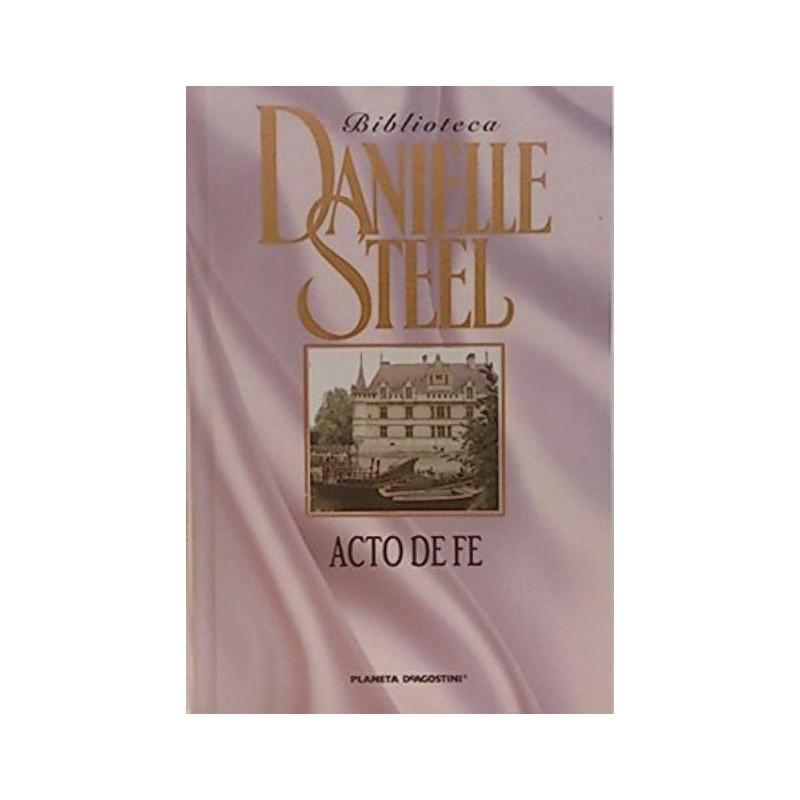 Acto De Fe Del Autor Steel Danielle 9788467423273