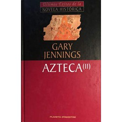 Azteca II De Gary Jennings 9788439588061 www.todoalmejorprecio.es