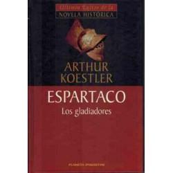 Espartaco Los Gladiadores De Arthur Koestler 9788439588436 www.todoalmejorprecio.es