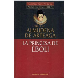 La Princesa De Eboli De Almudena Arteaga Del Alcazar 9788439590248 www.todoalmejorprecio.es