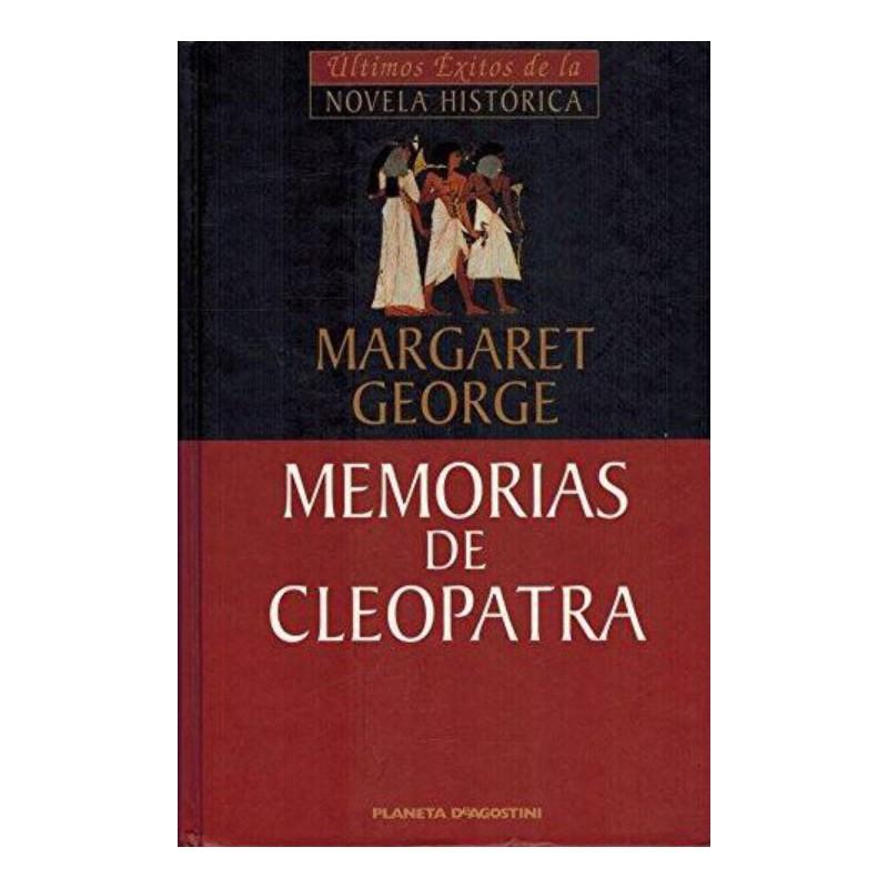 Memorias De Cleopatra De George Margaret 9788439591993 www.todoalmejorprecio.es