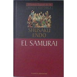 El Samurai De Shusaku Endo 9788439590828 www.todoalmejorprecio.es