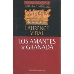 Los Amantes De Granada De Laurence Vidal 9788439587854 www.todoalmejorprecio.es
