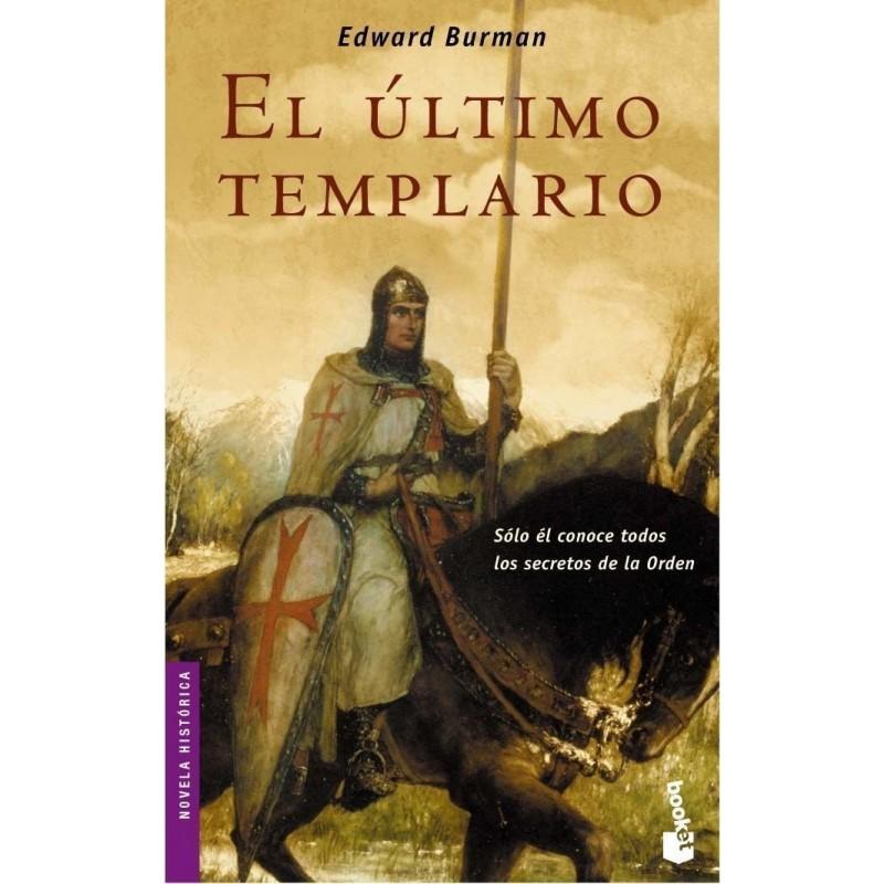 El Último Templario De Edward Burman 9788427031067 www.todoalmejorprecio.es