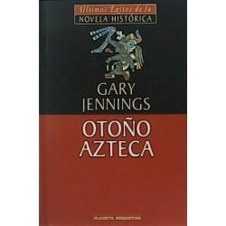 Otoño Azteca De Gary Jennings 9788439588436 www.todoalmejorprecio.es