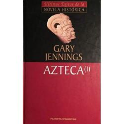 Azteca De Gary Jennings 9788439588054 www.todoalmejorprecio.es