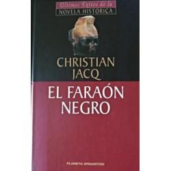 El Faraon Negro De Christian Jacq 9788439587674 www.todoalmejorprecio.es