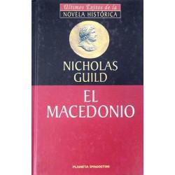 El Macedonio De Nicholas Guild 9788439588641 www.todoalmejorprecio.es