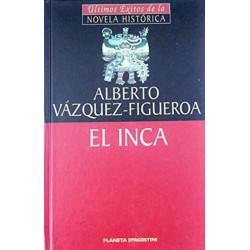 El Inca De Alberto Vázquez-Figueroa 9788439587811 www.todoalmejorprecio.es