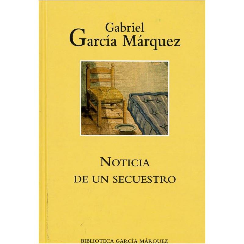 Noticia De Un Secuestro De Gabriel García Márquez 9788447333844 www.todoalmejorprecio.es