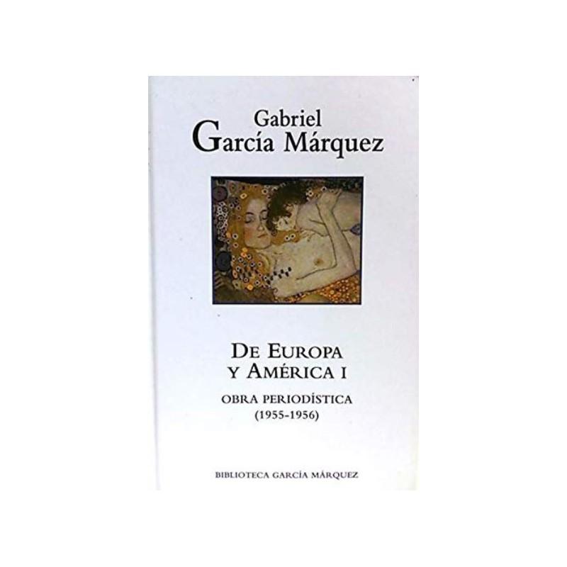De Europa Y América I De Gabriel García Márquez 9788447334032 www.todoalmejorprecio.es
