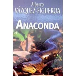 Anaconda De Alberto Vázquez-Figueroa 9788447340125 www.todoalmejorprecio.es