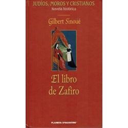 El Libro De Zafiro De Gilbert Sinoué 9788439581277 www.todoalmejorprecio.es